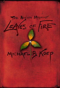 Leaves of fire cover
