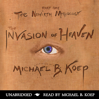Cover Art Invasion of Heaven Audiobook